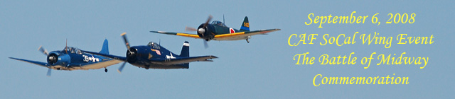 Click here for the CAF Battle of Midway gallery